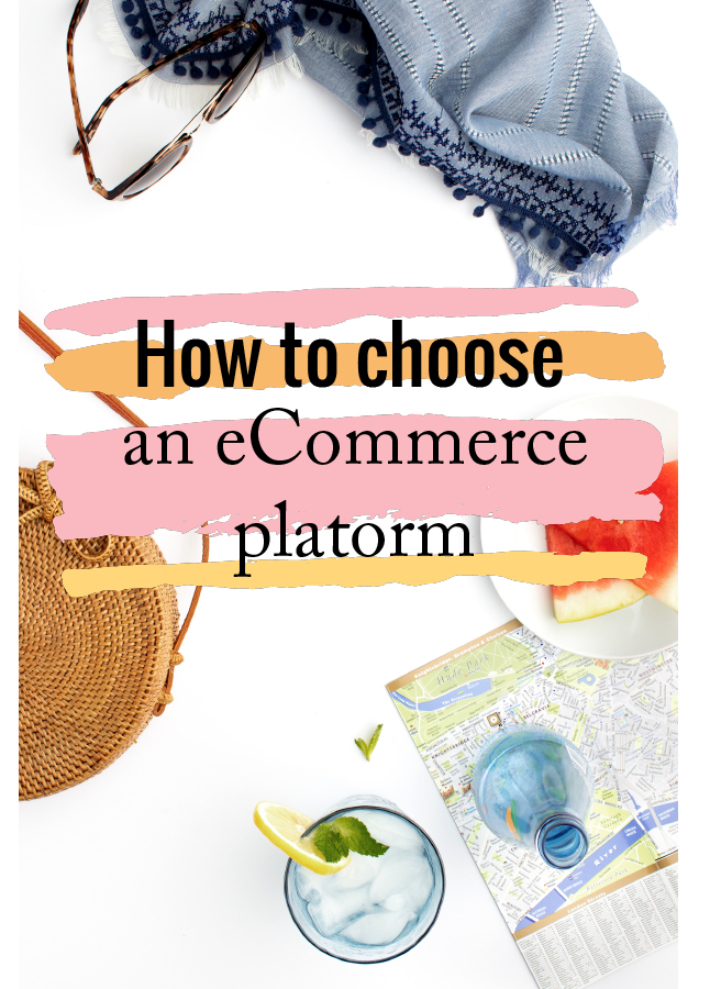 Which ecommerce platform will be best for your product-based business?